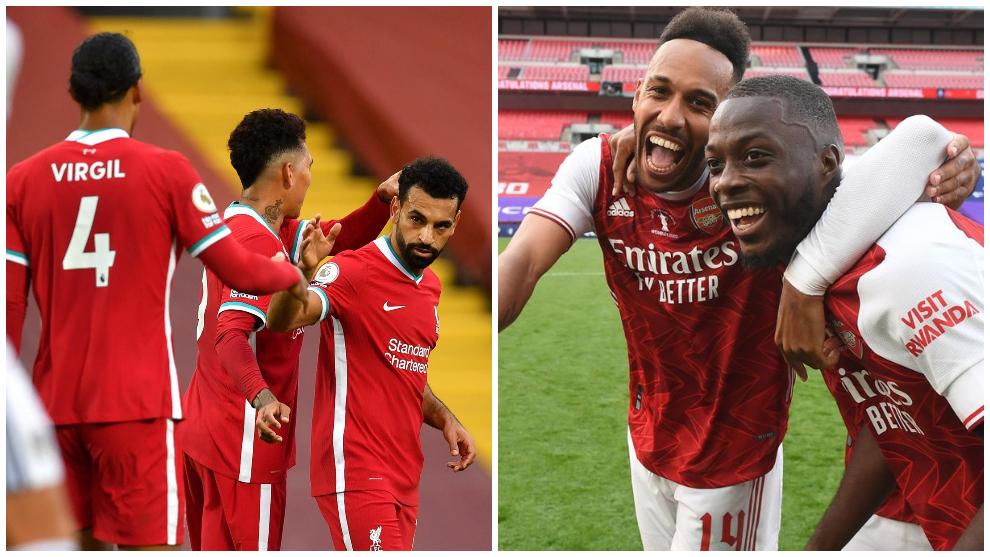 Liverpool - Arsenal, en directo: resumen, resultado y ...