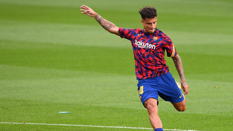 Coutinho se reinventa con el FC Barcelona