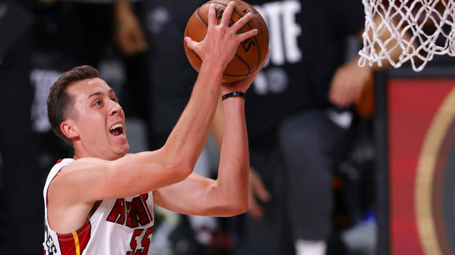 Duncan Robinson: de pensar que su carrera estaba acabada a las Finales de la NBA