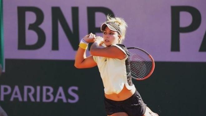 Renata Zarazua, la mexicana que hará historia en Roland Garros.