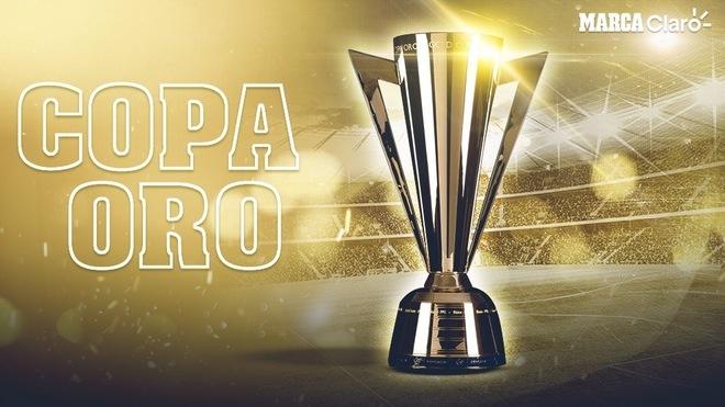 Sorteo de la Copa Oro 2021 en vivo