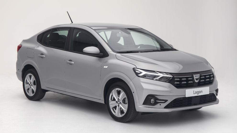 El nuevo Dacia Logan.