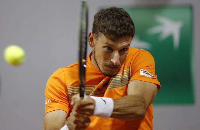 Pablo Carreño, en primera ronda de Roland Garros 2020