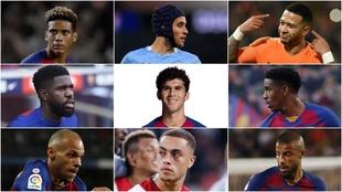 Los fichajes que le quedan al Barcelona por hacer