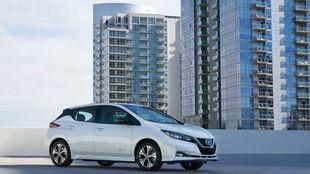 El Nissan Leaf e+, uno de los eléctricos más vendidos del mundo.