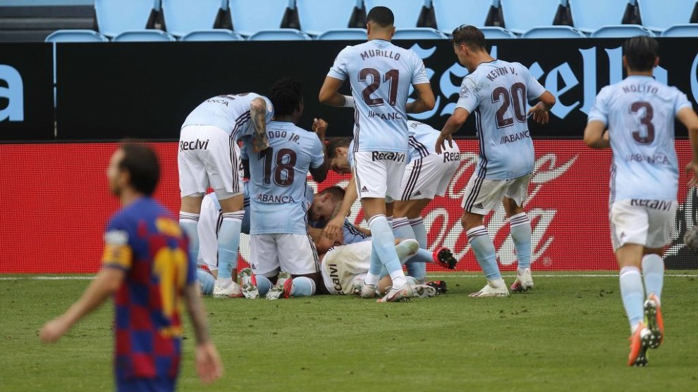 Barcelona know very well what it is like to suffer against Celta Vigo