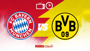 Bayern Munich vs Borussia Dortmund por la Supercopa alemana