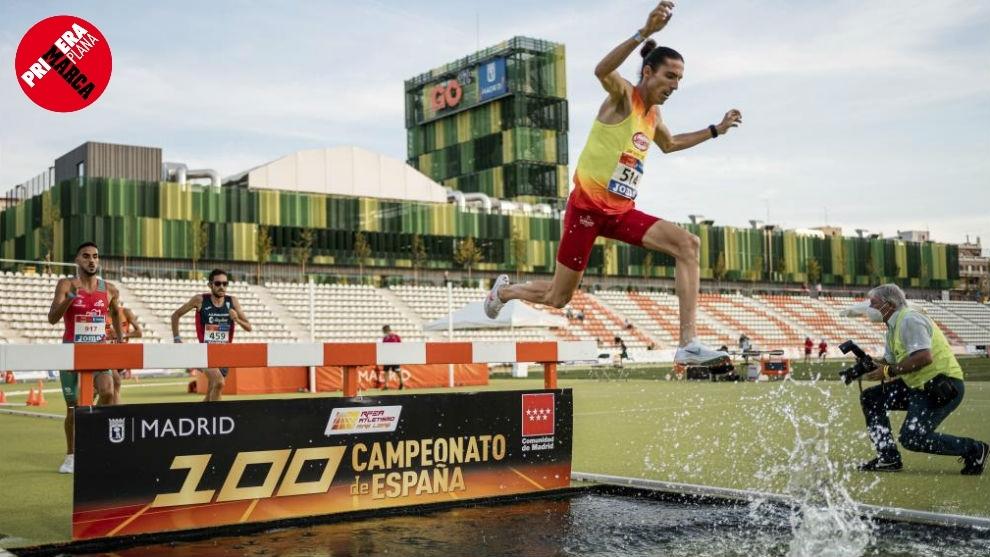 Andreu Blanes, un cambio de orientación... hacia los Juegos Olímpicos de Tokio