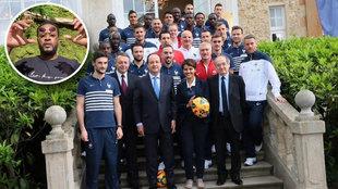 Escándalo en Francia: Evra destapa el racismo que había dentro de la selección francesa