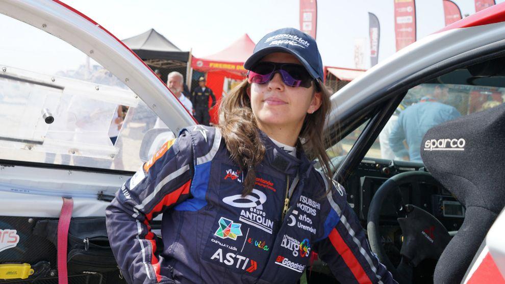 Cristina Gutiérrez correrá con Mini en el Rally de Andalucía