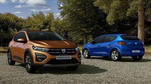El Dacia Sandero el coche más vendido a particulares en Europa.