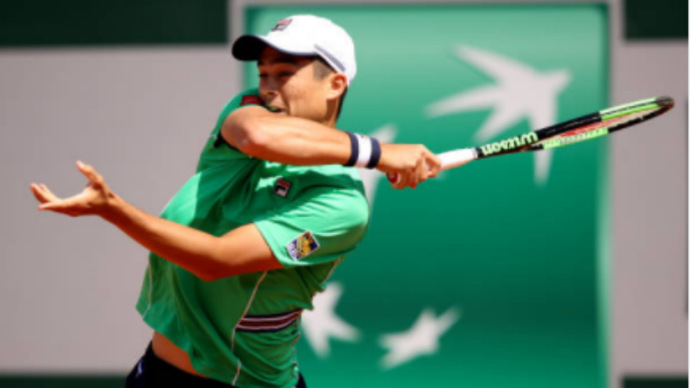 Nadal contra Mackenzie McDonald Rey Leon - Roland Garros
