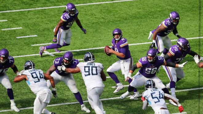 Broncos y Vikingos detectan casos de COVID-19, sus juegos se disputarán conforme a lo programado este domingo