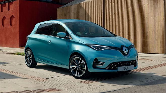 El Renault Zoe es el eléctrico más vendido en Europa.