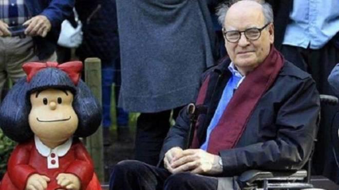 Muere Quino, creador de Mafalda, a los 88 años.