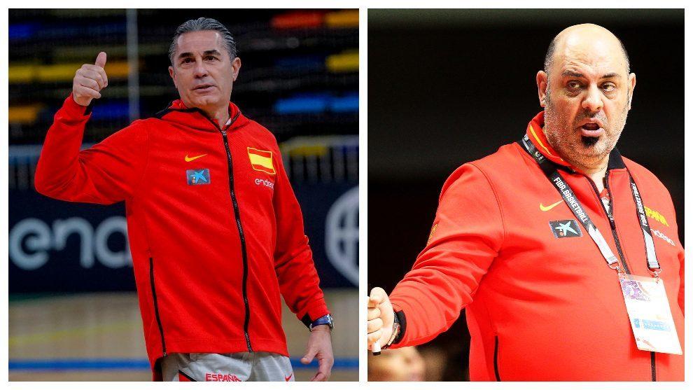 La FEB anunciará el jueves las renovaciones de Sergio Scariolo y Lucas Mondelo