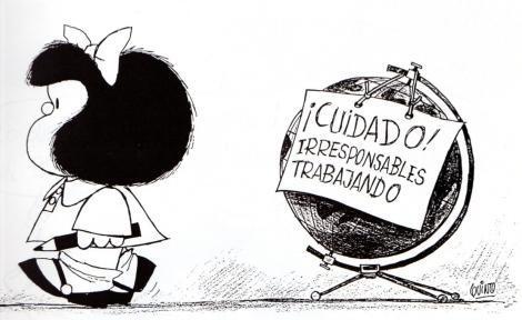 Muere Quino, el creador de Mafalda | Marca.com