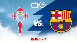 Celta vs Barcelona: horario y dónde ver por televisión el partido de...