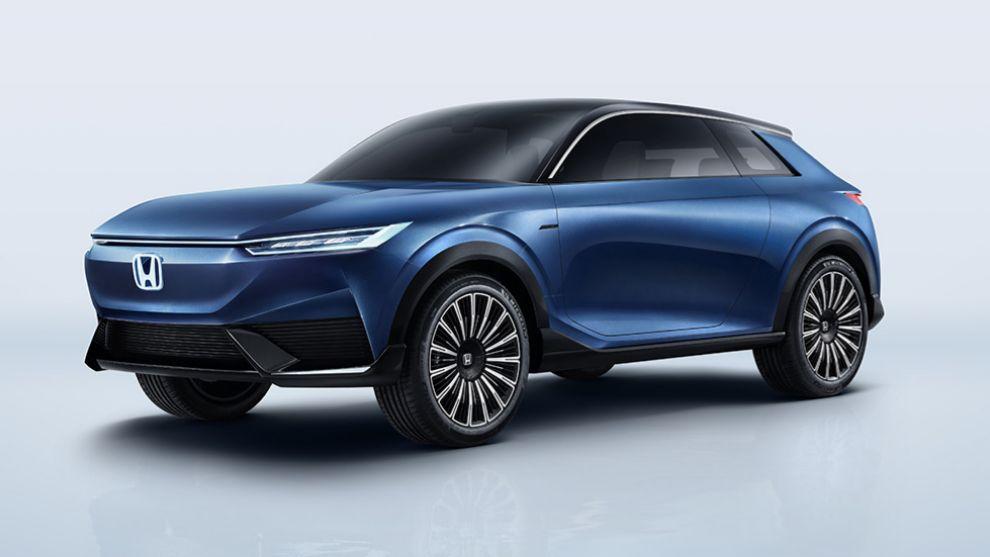 Este es el siguiente paso eléctrico de Honda: el SUV:e concept