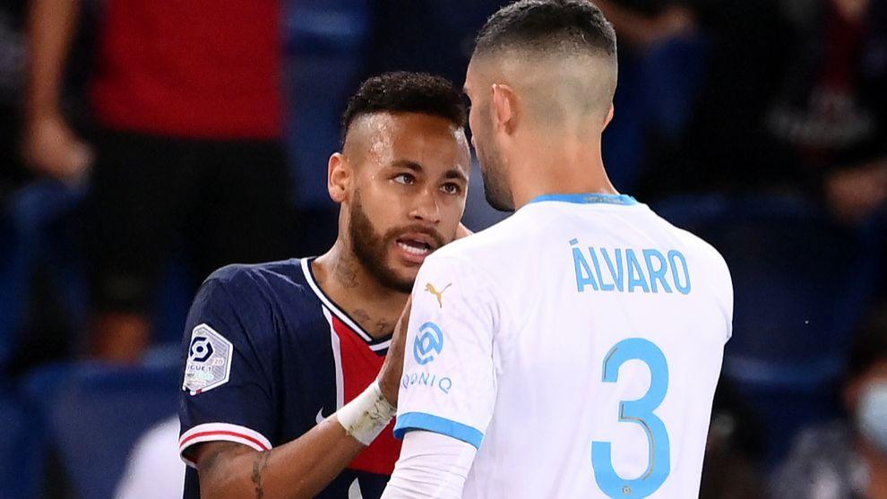Ligue 1: Neymar y Álvaro no serán sancionados por sus supuestos insultos  racistas | Marca.com