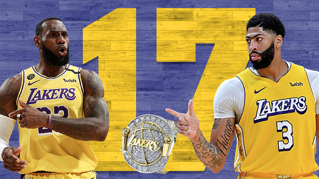 Los Lakers, a culminar una persecución que dura 57 años