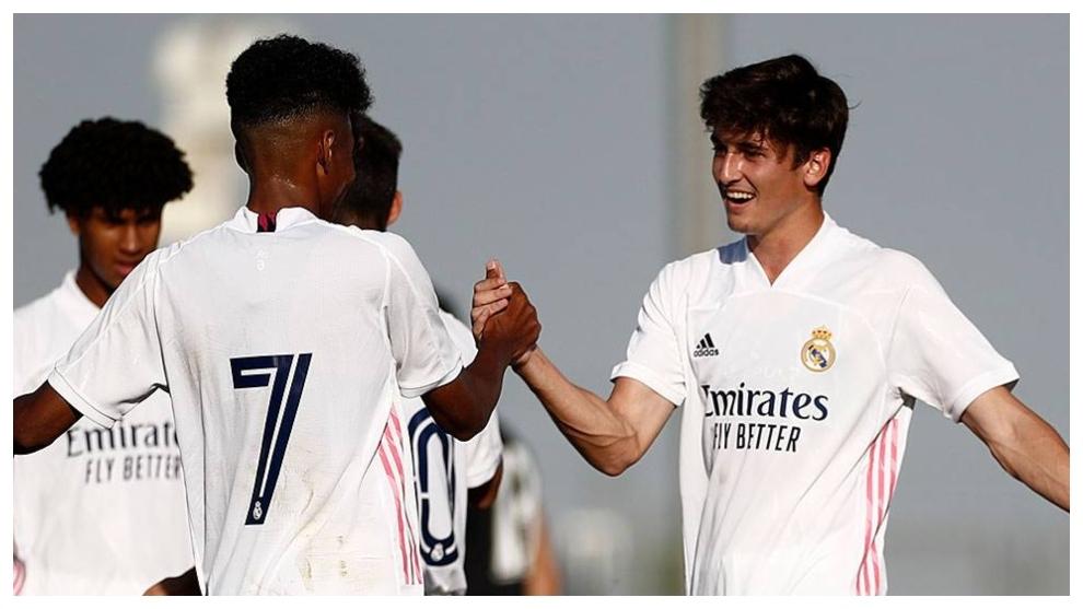 Real Madrid Castilla draw against Cultural Leonesa in second rehearsal