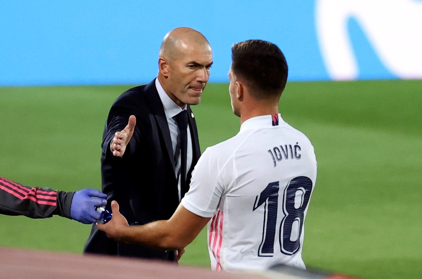 Real Madrid ratings vs Real Valladolid: Jovic gives Zidane something to think about