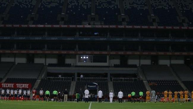 Los estadios en Monterrey se declaran listos para recibir afición.
