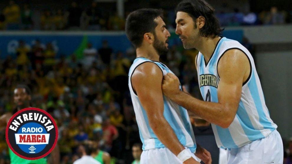 """Luis Scola: """"¿Campazzo? Si te llama la NBA hay que aprovechar la oportunidad"""""""