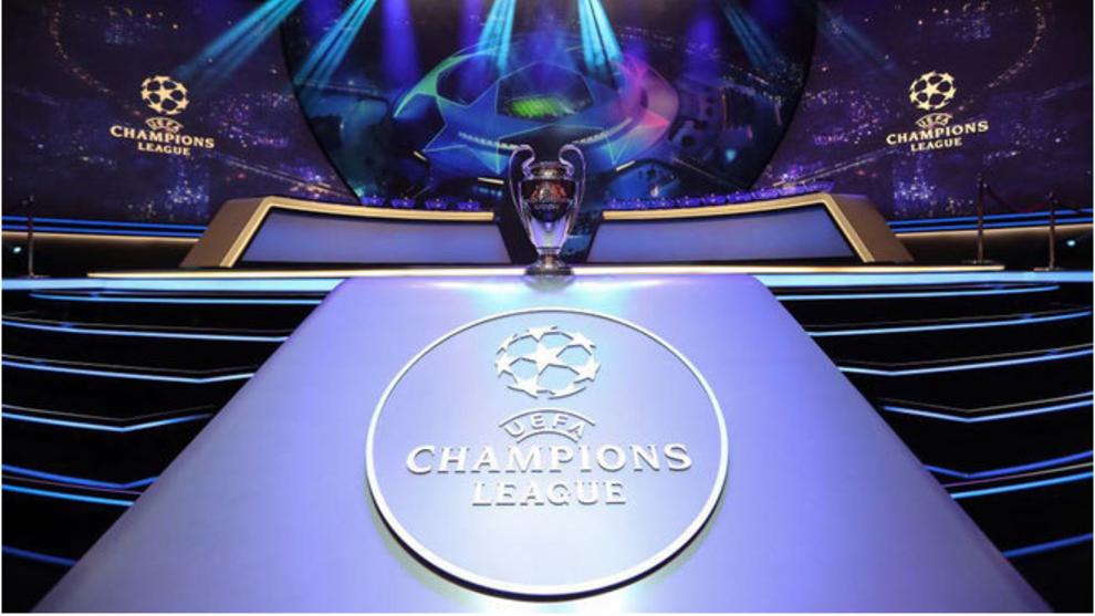 Sorteo Champions League 2020 - 2021: horario y donde ver hoy en TV.