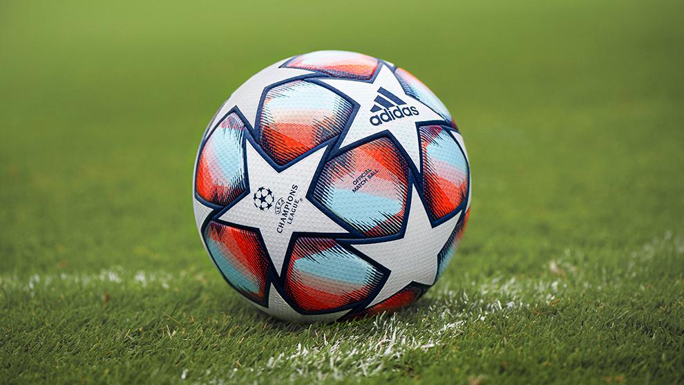 Balón Champions League 20-21