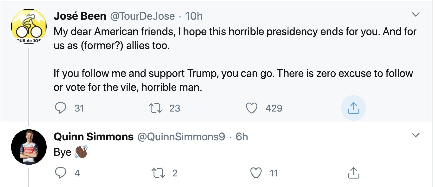 """Simmons pide disculpas por su polémico tuit: """"Me opongo firmemente al racismo"""""""
