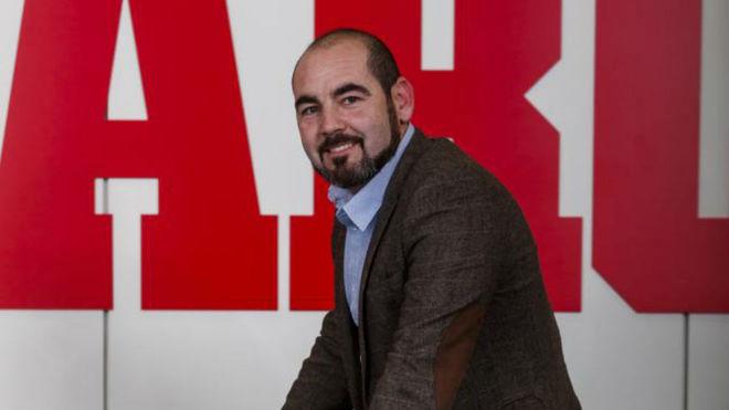 Felipe Martínez, presidente de la Federación Española de Boxeo.