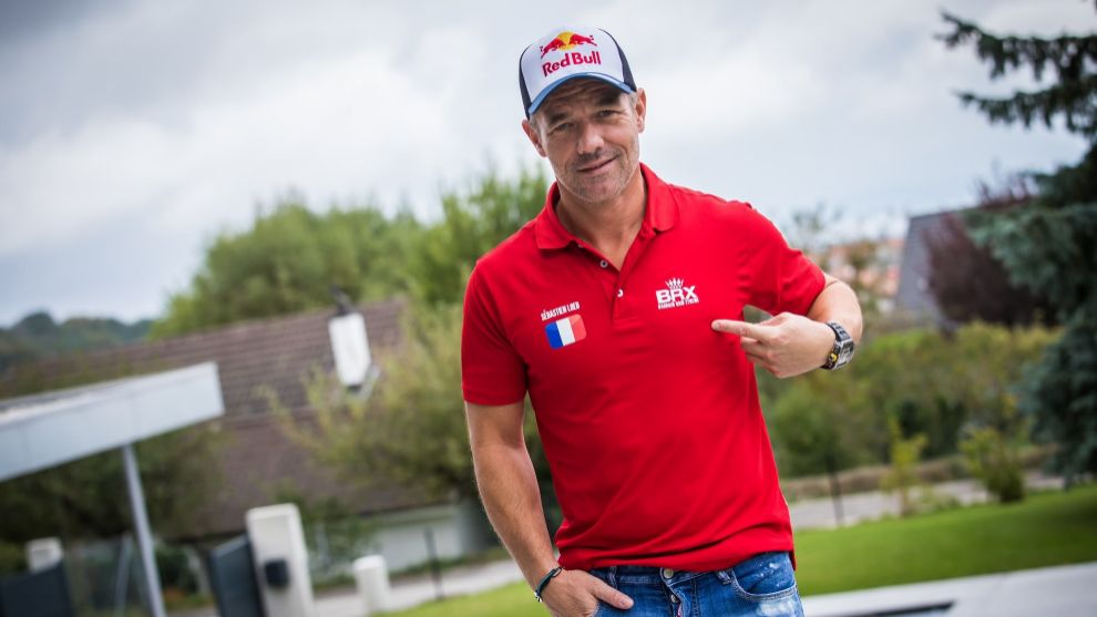 Sébastien Loeb BRX Prodrive driver