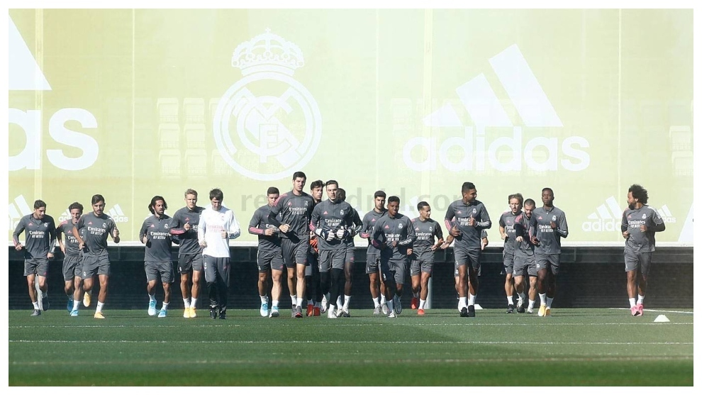 Real Madrid begin preparations for Levante