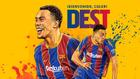 El Barcelona ficha a Sergiño Dest