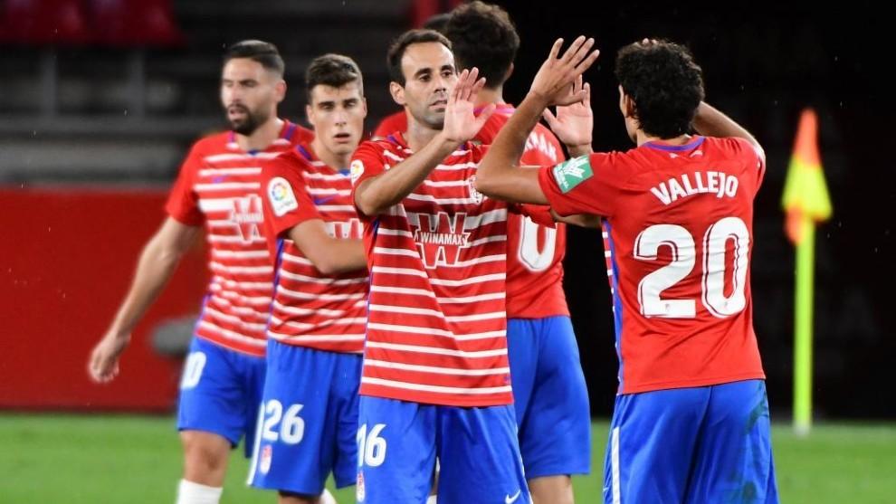 Malmoe - Granada en directo: onces confirmados