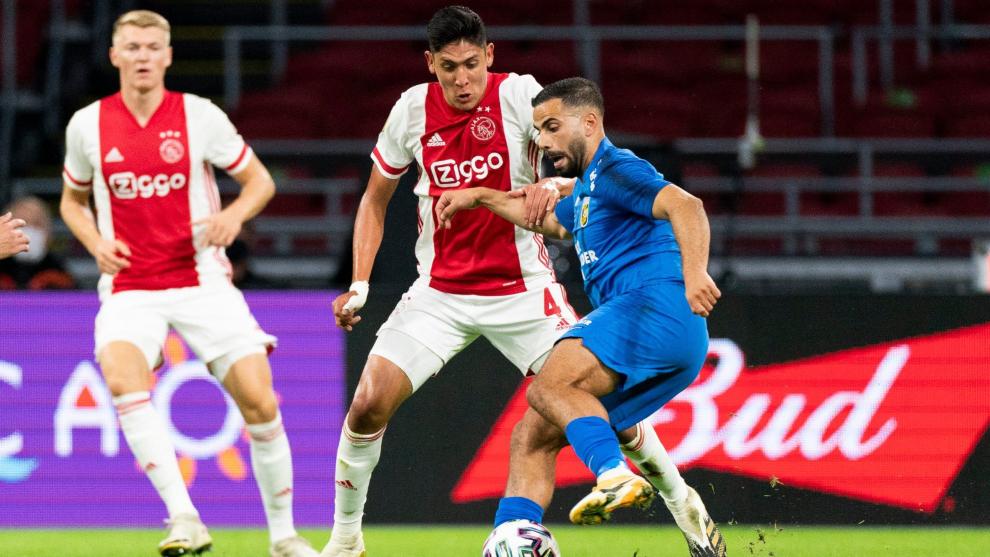 El Ajax aspira a clasificar segundo en el Grupo D de la Champions...