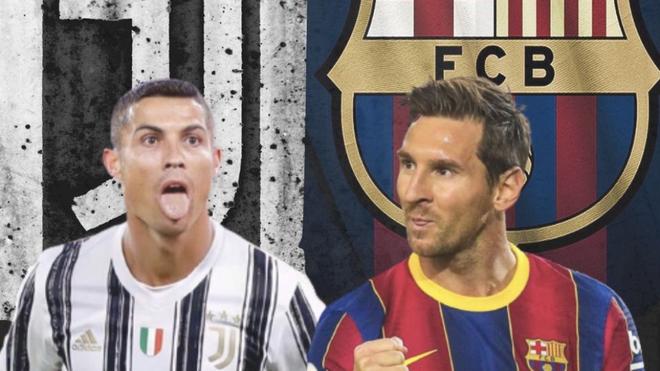 Sorteo Champions League Messi Vs Cristiano Ronaldo Duelo De Titanes En La Champions League Marca Claro Mexico