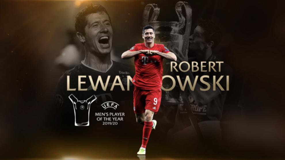 Robert Lewandowski está firmando la mejor temporada de su carrera |