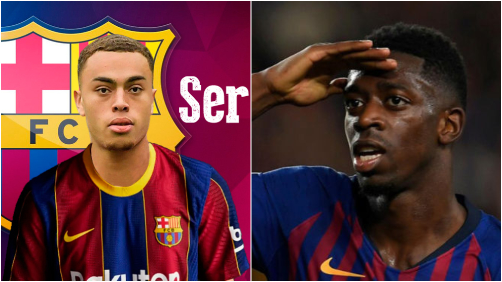 Thursday's transfer summary: Sergino Dest joins Barcelona, ​​Dembele ready to leave ...