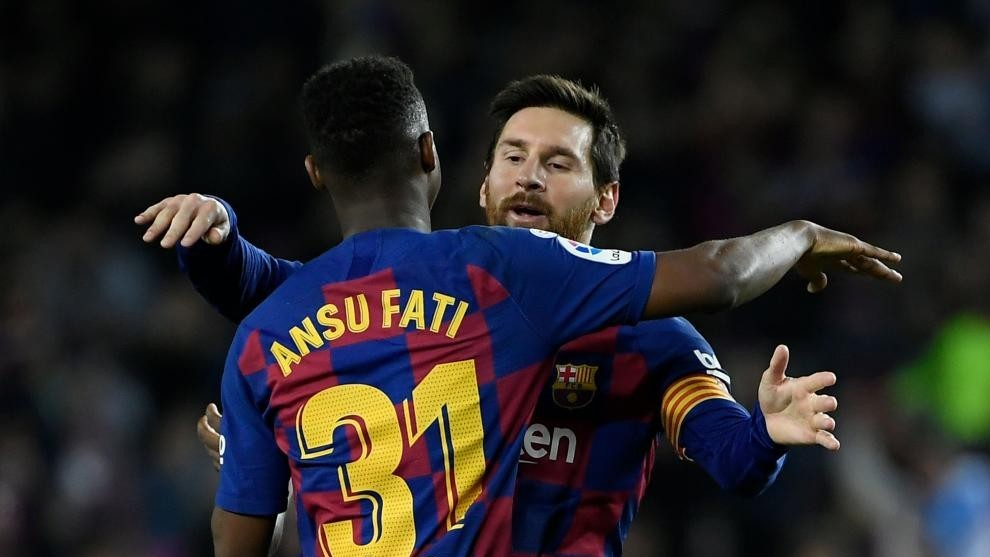 Messi and Ansu Fati: A duo to drool over