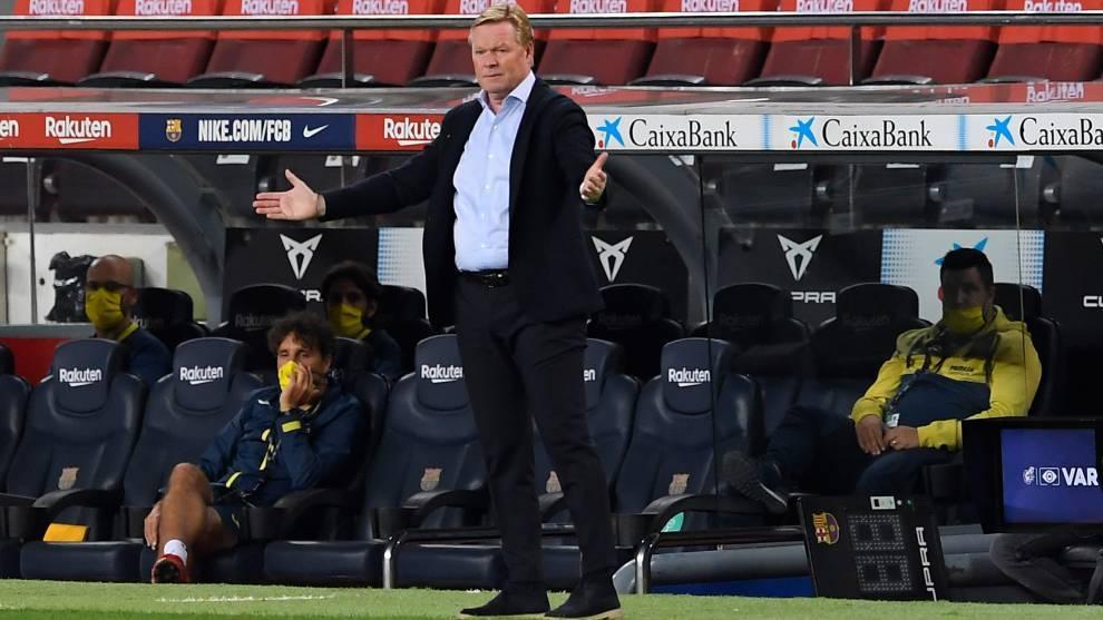 Valverde, Setién... pues al final lo del Barça sí iba a ser cuestión de entrenador