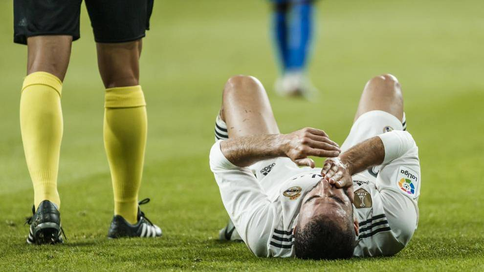 Knee injury for Carvajal: He'll miss two months
