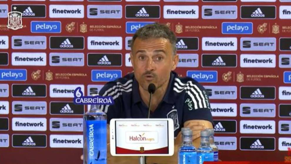 Luis Enrique: Adama Traore wants to play for Spain