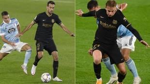 Un cambio de sistema clave en el Barça