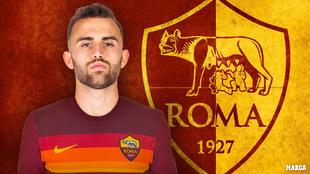 Oficial: Borja Mayoral se va a la Roma
