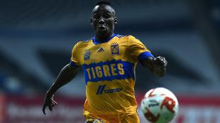 El colombiano habló previo al partido ante el Atlético de San Luis...