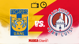 Tigres vs Atlético de San Luis: Horario y dónde ver en vivo hoy 3 de...