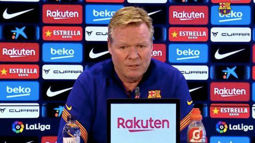 Koeman wants new signings: Barcelona need to improve the squad